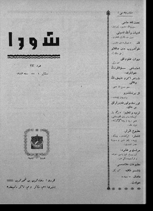 """""""Шура"""", 1913 г. №17"""